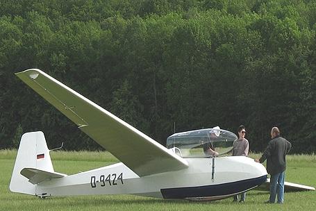 Bergfalke III D-9424 (Bj. 1967)